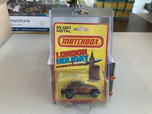 Matchbox Superfast No. 46 Hot Chocolate New In Blister