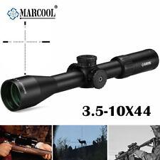 MARCOOL ALT 3.5-10X44 SFP Rifle Scope Tactical Hunting Optics Sight w/ Sunshade
