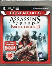ASSASSINS CREED: BROTHERHOOD GAME PS3 ~ NEW / SEALED