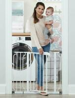Regalo 1160-DS Easy Fit Baby Safety Gate - White