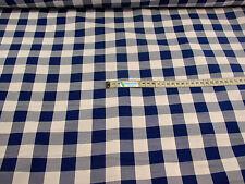 Baumwollstoff   blau  weiß Krao ab 50 cm:819