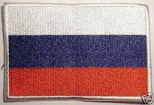 AUFNÄHER Patch FLAGGE flag Fahne RUSSLAND Russia (mi)
