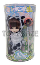 LITTLE PULLIP JUN PLANNING MINI DOLL GROOVE INC NEW - CALFY BABY COW F-831