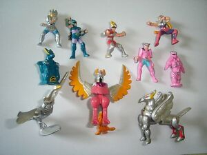 SAINT SEIYA KNIGHTS OF THE ZODIAC FIGURINES SET ANIME - FIGURES COLLECTIBLES