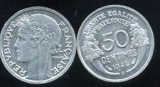 50 centimes 1946 B MORLON  SUP ++