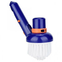 Swimming Pool Vacuum Cleaner Suction Head Brush Bottom Ground Cleaning Tool #JT1