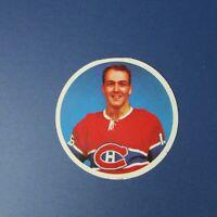 HENRI RICHARD  1962 EL PRODUCTO DISC Montreal Canadiens HOF Ex-Mt