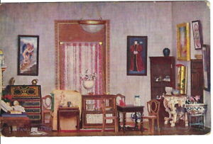 CE-060 Titania's Palace Interior  Raphael Tuck divided Back Postcard