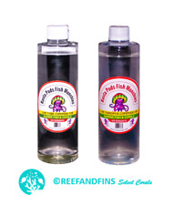 2 Bottles of Live Tisbe and Tigriopus Copepods. Free Shipping!