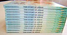 12 COPIES OF JONAH - ALICE IN BIBLELAND - SUNDAY SCHOOL - CHRISTIAN - LIKE NEW