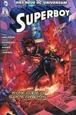 Superboy 6, Panini