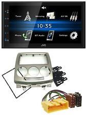 JVC USB 2DIN Bluetooth MP3 AUX Autoradio für Mazda 5 (CR, 2005-2010)