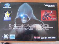 Sapphire Toxic Radeon HD4890 Vapor-X 1GB GDDR5 PCI-Express HDMI Crossfire-X***