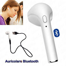 AURICOLARE WIRELESS BLUETOOTH 4.1 CUFFIA MICROFONO I 7R SPORT