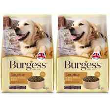 Burgess Sensative hypoallergénique lamb/TURQUIE/saumon et riz 12.5 kg X 2