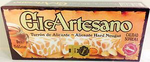 El Artesano Turron de Alicante (Hard) - 250g