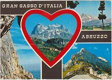 GRAN SASSO D'ITALIA - ABRUZZO - VEDUTINE - L'AQUILA 1975