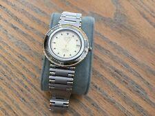 Vintage Heuer Executive Quartz Watch Reference 915.413