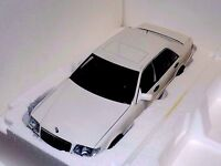 MERCEDES BENZ S600 WHITE  HARD TOP 1997 NOREV  HQ 183562  1:18