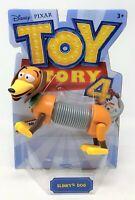 Figure Toy Slinky Dog Toy Story 4 Posable 18cm GFV30 Disney