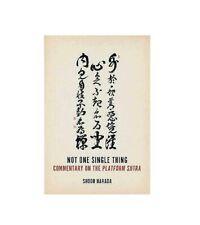 Not One Single Thing #31721U