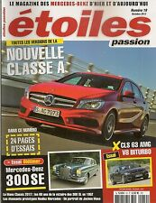 ETOILES PASSION 19 MERCEDES CLS 63 AMG 2012 300 SE W112 MAYBACH 1921 41 HEULIEZ
