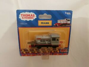 Thomas The Tank Engine & Friends ERTL FRANK TRAIN DIECAST NEW AND SEALED 2002