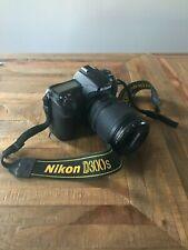 Kit: Nikon D300S + AF-S NIKKOR 18-105mmF3.5-5.6G ED + Scout LensBaby + Bag + UV