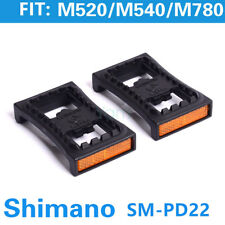Cycling Adapter Pedal Plates Clipless Platform For Shimano PD-M520 PD-M540