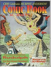 Comic Book MarketPlace #88A    ( Murphy Anderson  Issue ) Mint