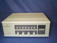 HPLC Detector, HP 1047A  Refractive Index with interface dual channel HP35900E