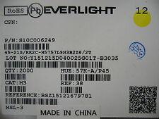 Everlight Cool White LED - 2000 Count Reel - 45-21S/KK2C-H5757L9N3B2Z6/2T