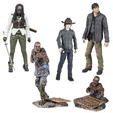 The Walking Dead AMC TV Series McFarlane Series 7 COMPLETE SET OF 4 Figures MOC