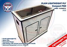 VW Transporter  Camper Removable Plain Lightweight Ply Kitchen Pod with SMEV9722