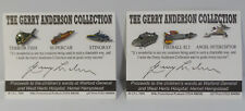 GERRY ANDERSON: TERROR FISH, SUPERCAR, STINGRAY, SPV, INTERCEPTOR, XL5 PIN SET