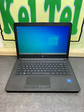 HP Notebook 14-BS057SA Intel Celeron 4GB RAM 1TB HDD Windows 10 Black + PSU SLIM