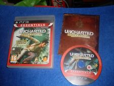 GIOCO SONY PLAYSTATION 3 UNCHARTED DRAKE'S FORTUNE - PS3