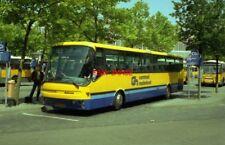 PHOTO  NETHERLANDS HAARLEM 1993 CN NEW BUS BOVA