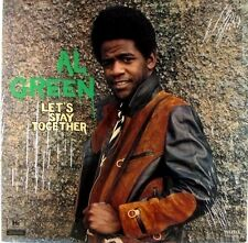 "AL GREEN~""LET'S STAY TOGETHER""~U.S.1st PRESS~HI 1971 SEALED ORIGINAL""~LP!!!"