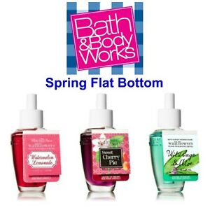Bath & Body Works Wallflower Spring Scents Flat Bottom (Move me)
