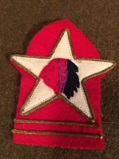 WWI USMC US Army 2nd Division Artillery  patch wool