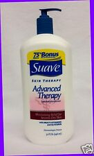1 Suave Skin ADVANCED THERAPY Enriched Moisturizer with Vitamins & Glycerin 32oz