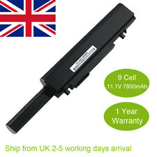 9 Cell Laptop Battery for Dell Studio XPS 16 1640 1645 1647 U011C X411C W298C UK