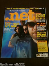 .NET MAGAZINE #105 - BEAT THE ONLINE AUCTIONS - CHRISTMAS 2002