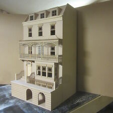 1/12 scale Dolls House  The Sussex  9 room House Kit      by  DHD