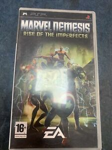Marvel Nemesis Rise Of The Imperfects  Sony PSP