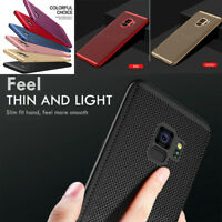 Ultra Slim Phone For Samsung Galaxy S10 S9 S8 Plus S7 Note 9 Heat Dissipate Case