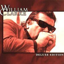 William Clarke - Deluxe Edition [New CD]