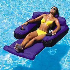 Swimline Water Hammock Louger Pool Party Swim Suntan Tanning Rest Water 9047