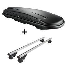Caja de techo vdpjuxt400l + barandilla aluminio-portador vdp004xl Ssang Yong